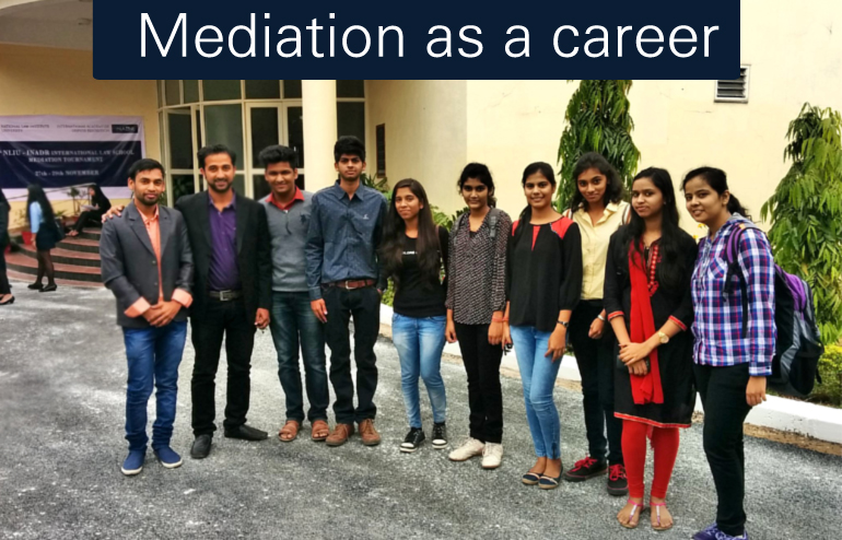 Mediation as a Career