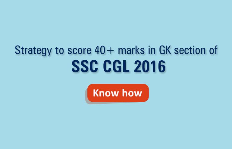 SSC CGL GK Sessions