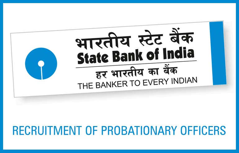 SBI PO Recruitment 2016