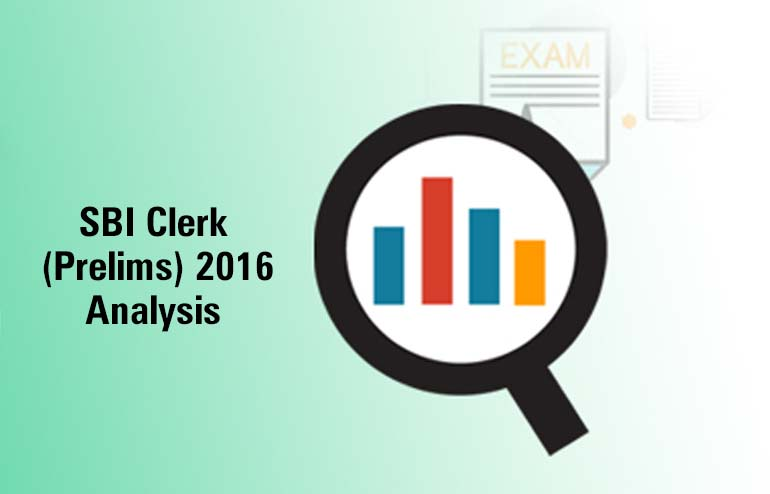 SBI Clerk Prelims Analysis