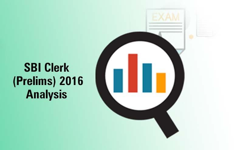 SBI Clerk Prelims Analysis