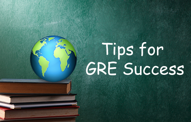 Tips for GRE