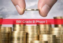 RBI Grade B Officer