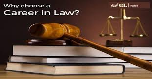 Why choose Law as a career?