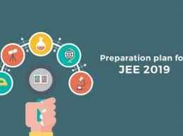 preparation plan for JEE 2019
