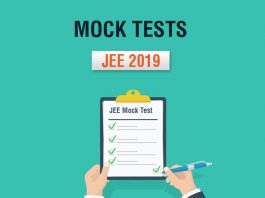 JEE mock tests