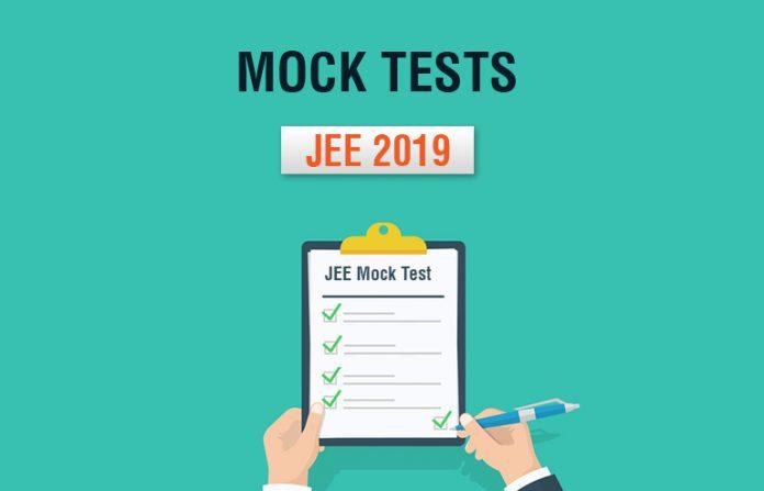 JEE mock tests