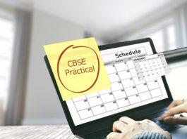 CBSE Class XII:Practical Examinations Schedule Released