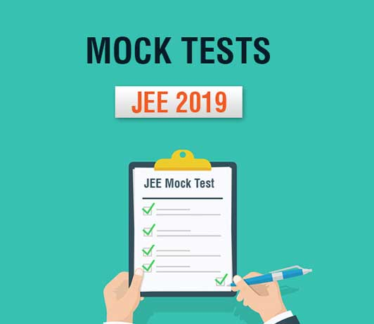 JEE Main 2019 Mock Tests