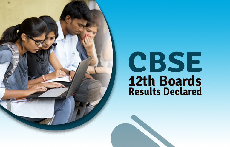 CBSE Class 12 Results out!